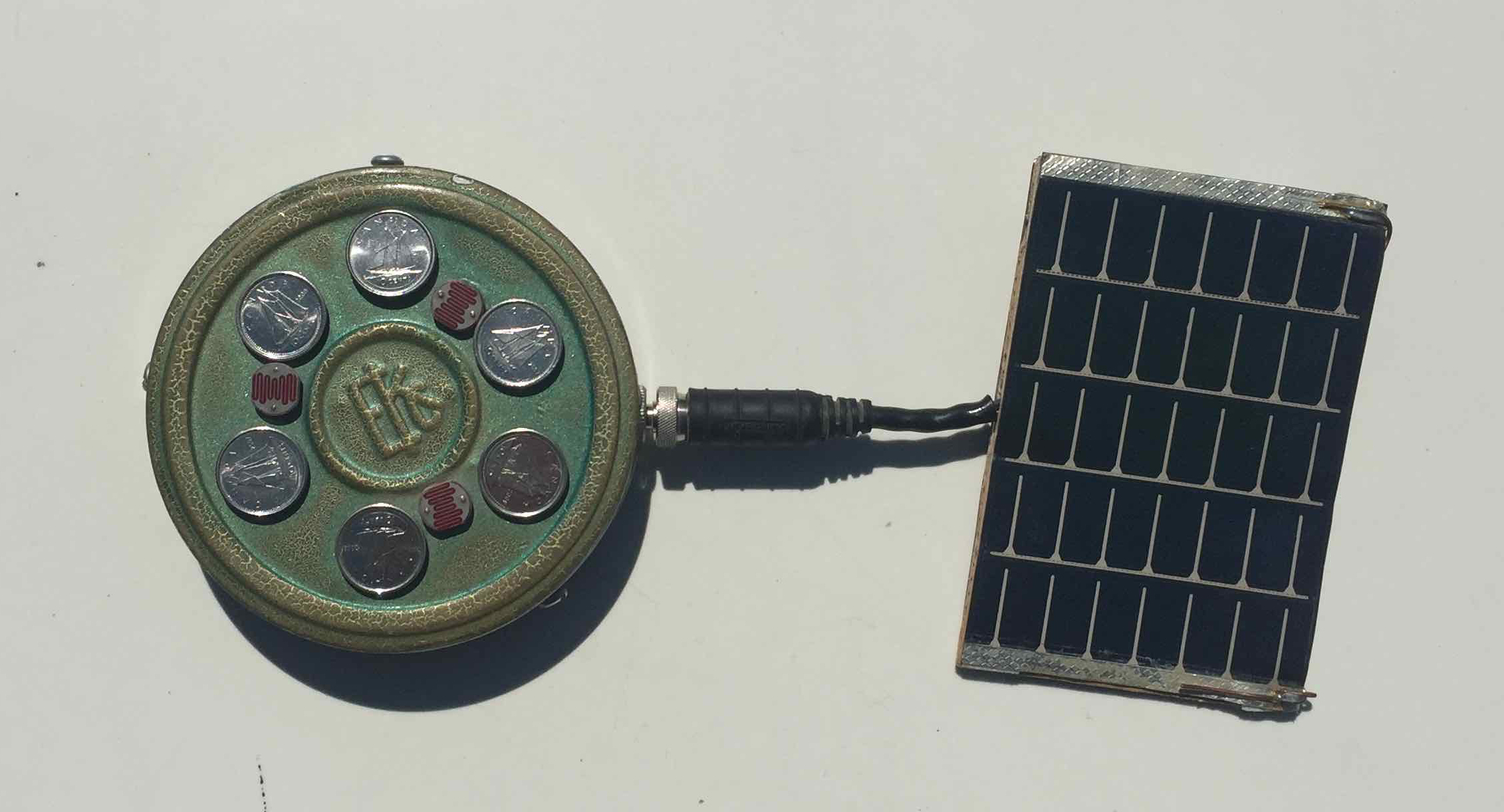 Instruments And Devices Solar Sound Arts How To Build A Touch Sensor Circuit With Nand Gate Chip
